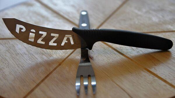 Nóż do pizzy - Sputnik Polska