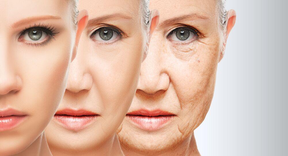 Stadia starzenia się skóry