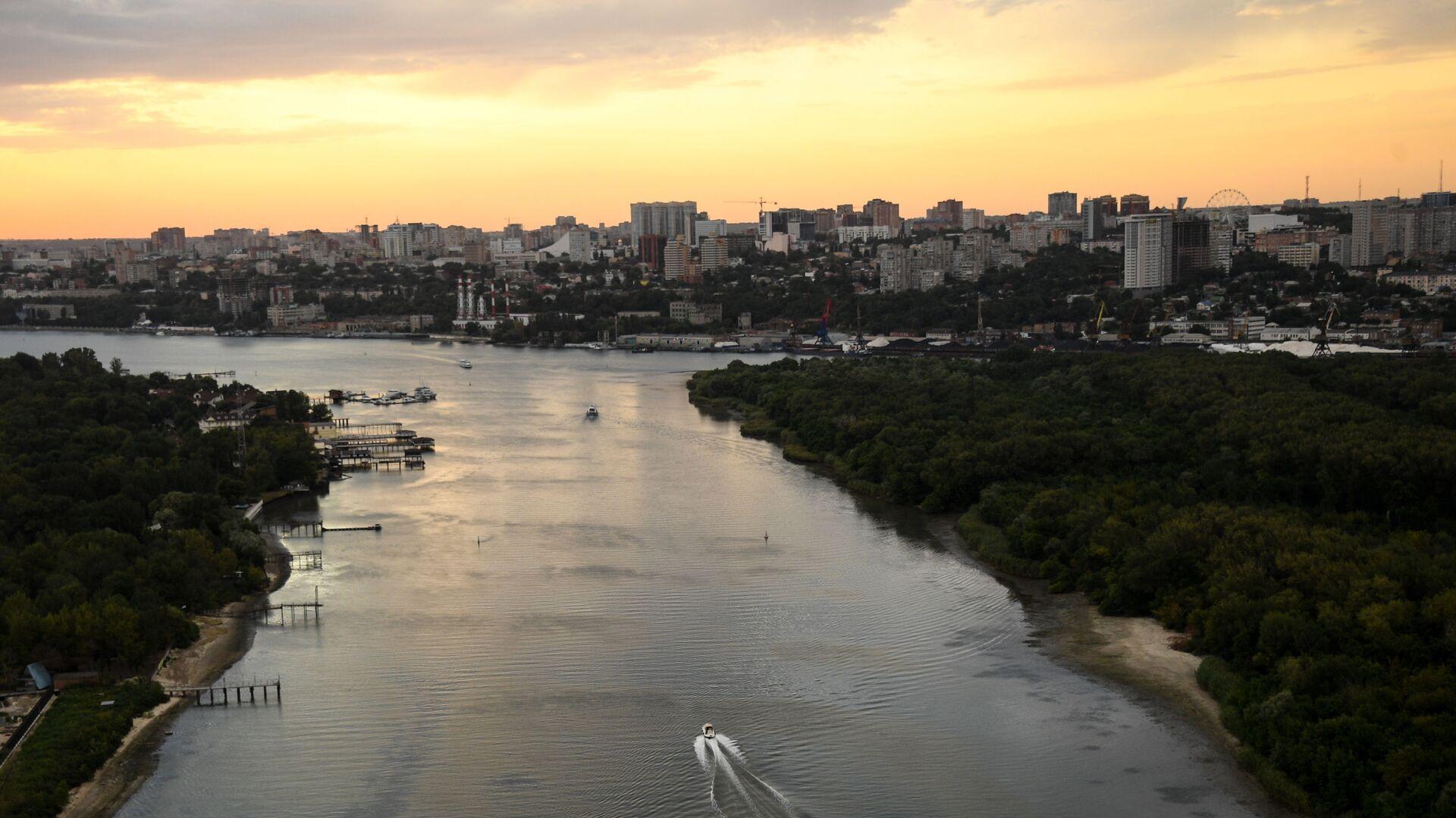 Rzeka Don w rejonie Rostowa, Rosja - Sputnik Polska, 1920, 06.07.2021