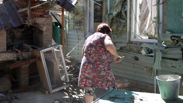 Konflikt zbrojny w Donbasie - Sputnik Polska