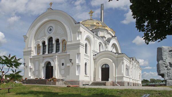 Sobór św. Mikołaja w Brześciu, Białoruś - Sputnik Polska
