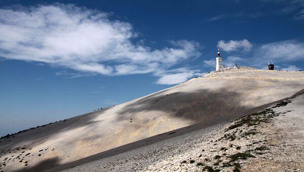 Góra Mont Ventoux we Francji  - Sputnik Polska