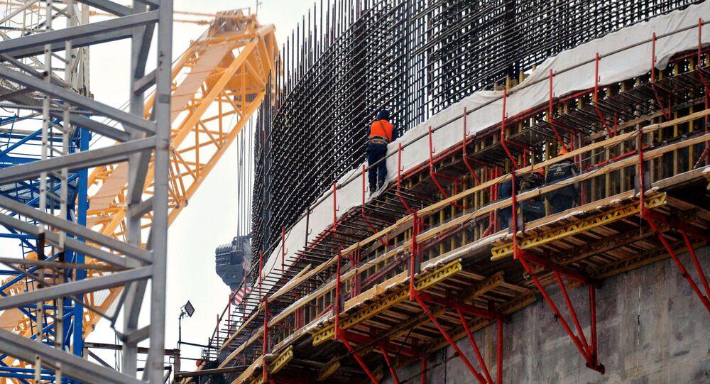 Budowa Białoruskiej Elektrowni Atomowej