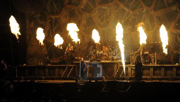Koncert Rammsteina na Wacken Open Air - Sputnik Polska