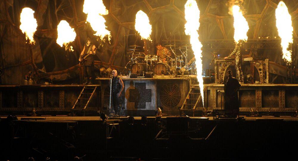 Koncert Rammsteina na Wacken Open Air