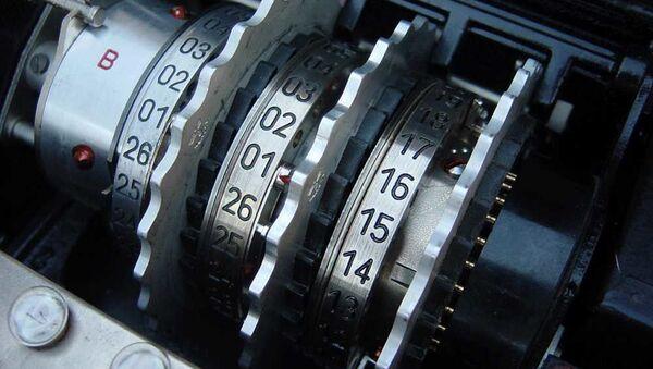 """Niemiecka maszyna szyfrująca """"Enigma - Sputnik Polska"""