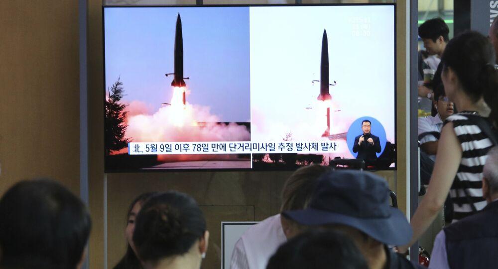 rakiety balistyczne