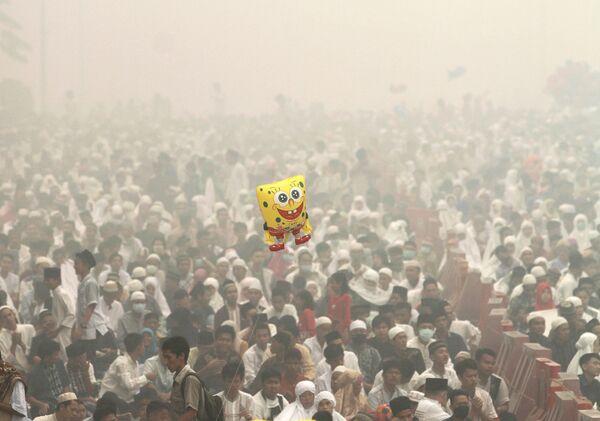 Obchody Id al-Adha w Indonezji - Sputnik Polska