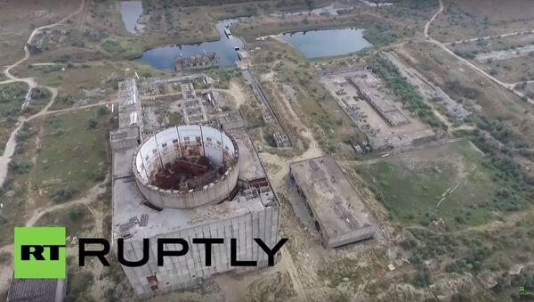 Elektrownia atomowa na Krymie - Sputnik Polska