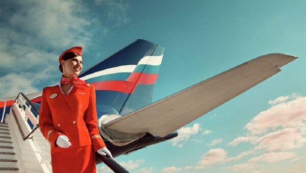 Aeroflot Calendar - Sputnik Polska