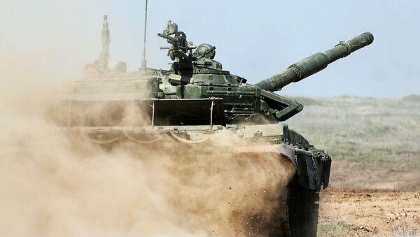 Czołg T-90 - Sputnik Polska