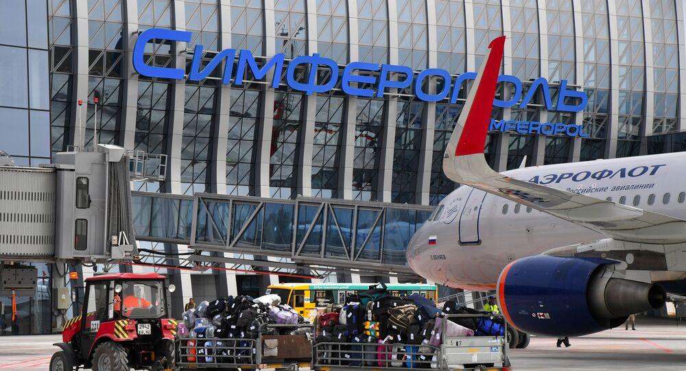 Port lotniczy Symferopol