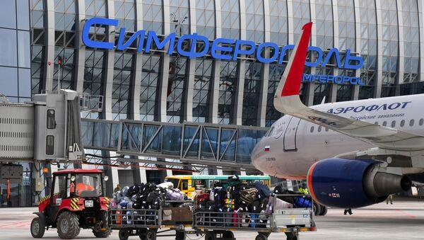 Port lotniczy Symferopol - Sputnik Polska