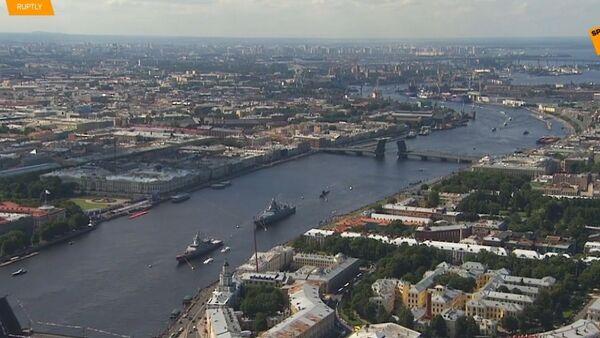 Rosja obchodzi Dzień Marynarki Wojennej  - Sputnik Polska