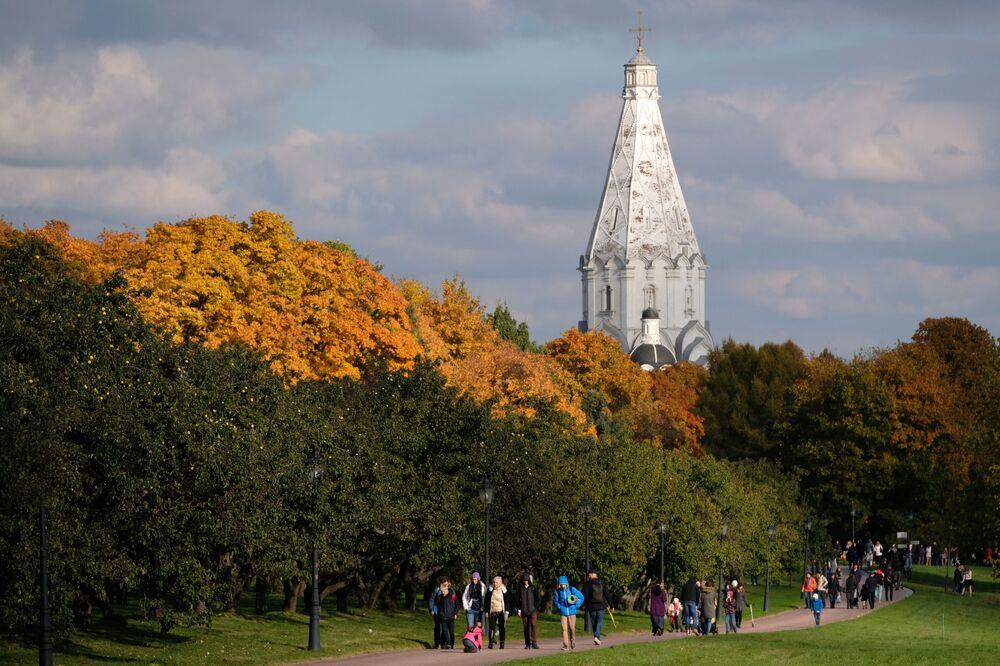 Zespół muzealno-architektoniczny Kołomienskoje w Moskwie