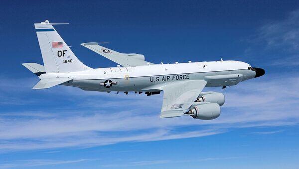 Boeing RC-135V Rivet Joint  - Sputnik Polska