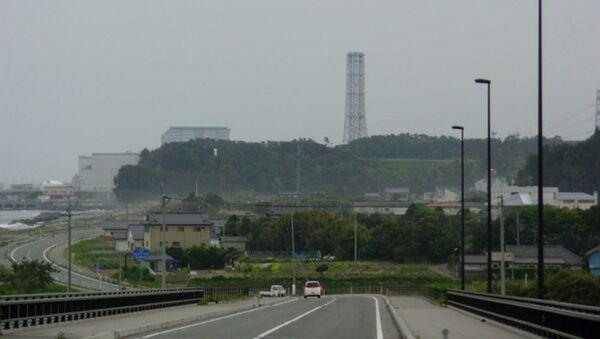 Elektrownia atomowa Fukushima 2 - Sputnik Polska