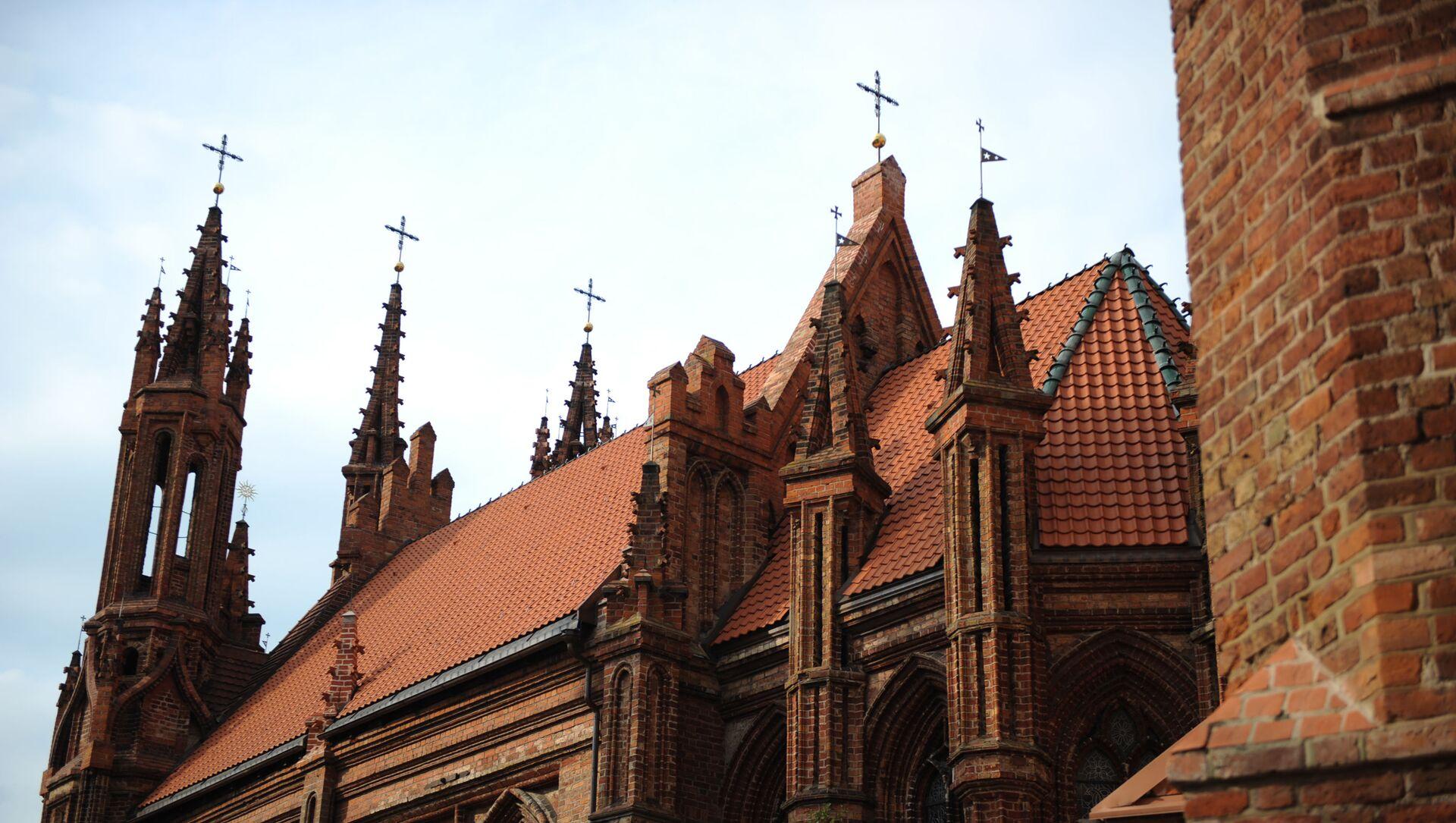Kościół - Sputnik Polska, 1920, 09.05.2021