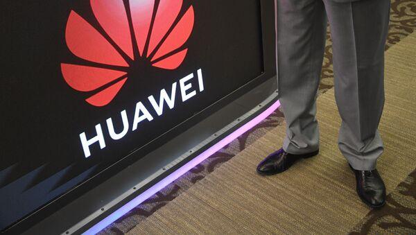 Logotyp firmy Huawei - Sputnik Polska
