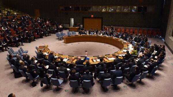 Rada Bezpieczeństwa ONZ - Sputnik Polska