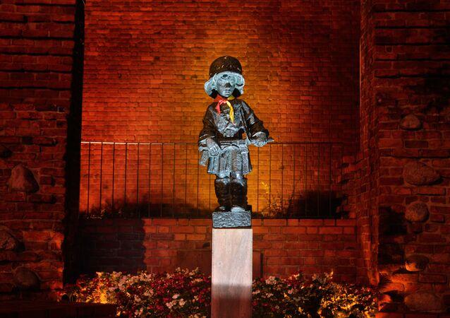 Pomnik Małego Powstańca w Warszawie