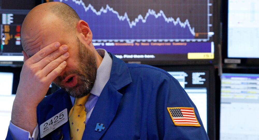 Giełda papierów wartościowych w Nowym Jorku