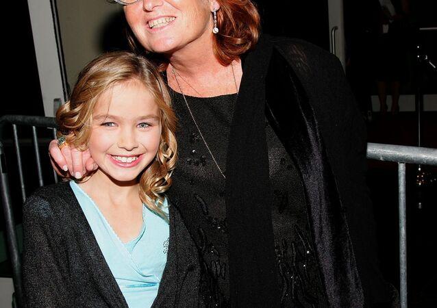 Wnuczka byłego prokuratora generalnego USA i młodszego brata prezydenta Johna F. Kennedy'ego - Saoirse Kennedy