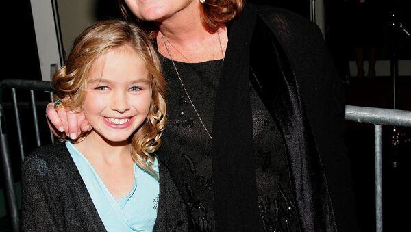Wnuczka byłego prokuratora generalnego USA i młodszego brata prezydenta Johna F. Kennedy'ego - Saoirse Kennedy - Sputnik Polska