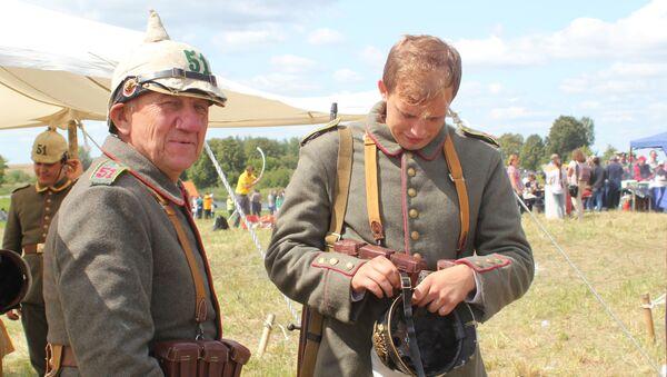 Władysław Gliński (po lewej) - Sputnik Polska
