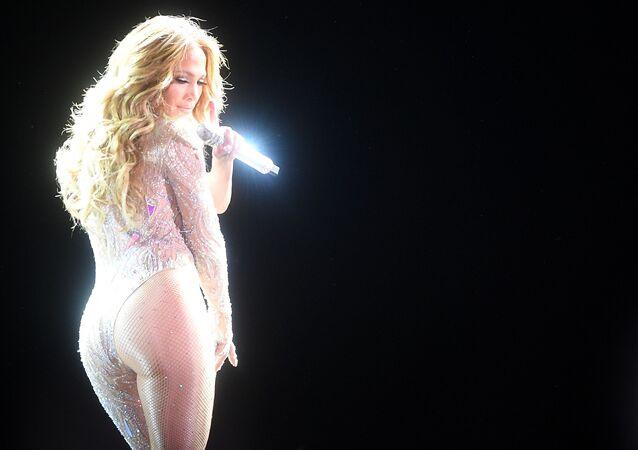 Koncert Jennifer Lopez w Moskwie