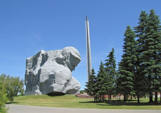 """Pomnik """"Męstwo w Brześciu"""