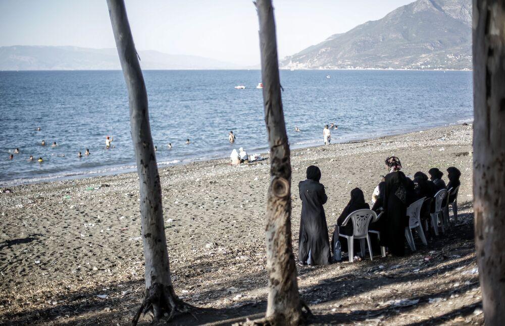Plaża w Latakii