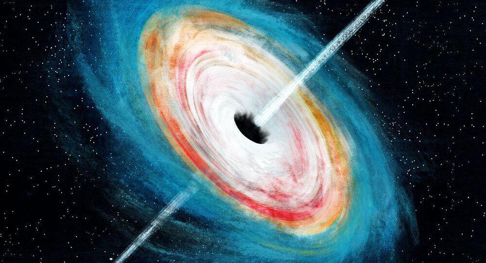 Supermasywna czarna dziura