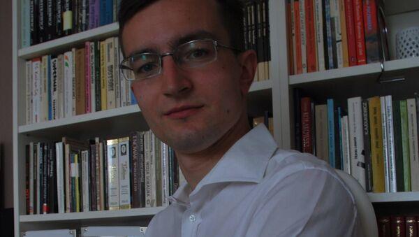 Tomasz Jankowski - Sputnik Polska
