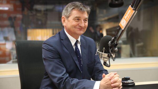 Marszałek Sejmu Marek Kuchciński - Sputnik Polska