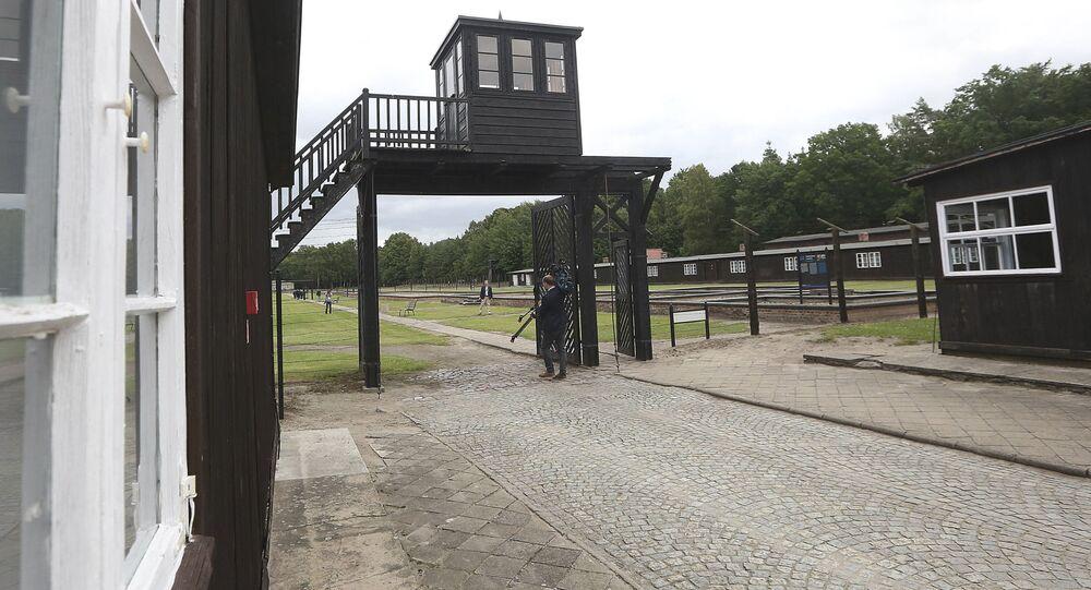 Obóz koncentracyjny Stutthof w Polsce