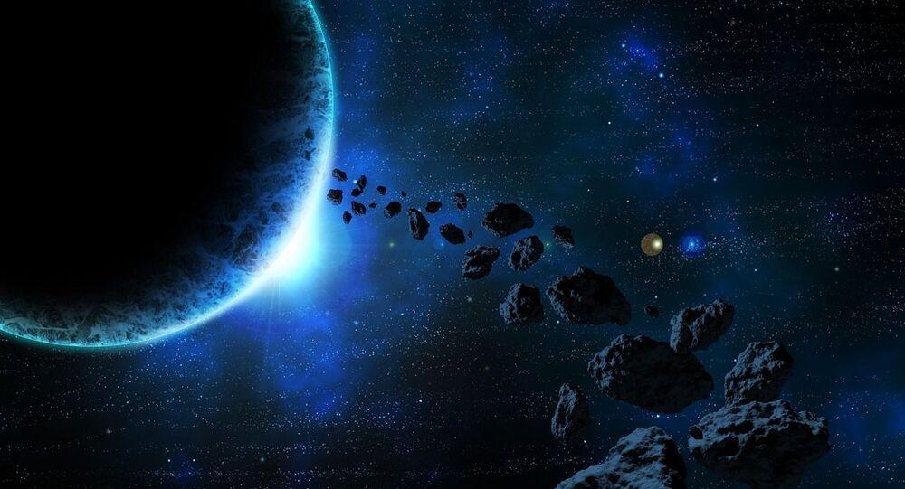 Do Ziemi zbliża się asteroida