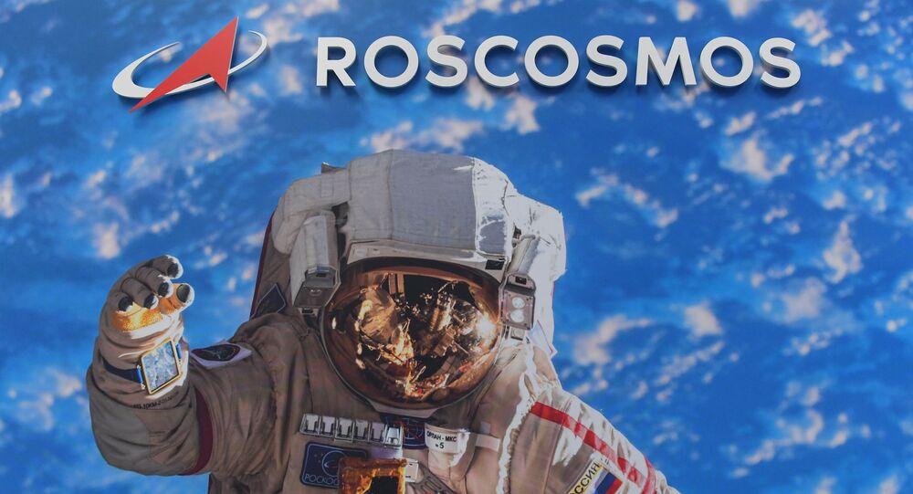 Roskosmos na Paris Air Show 2019