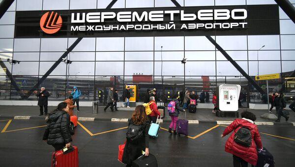 Lotnisko Szeremietiewo-1 - Sputnik Polska