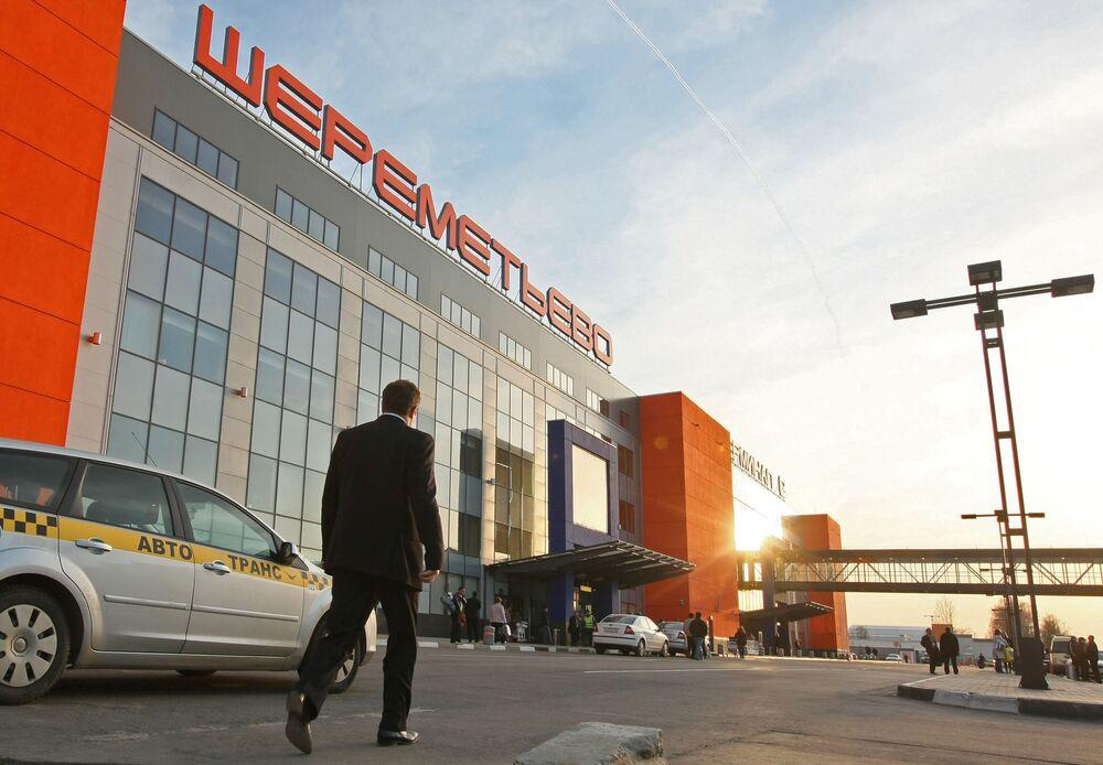 Lotnisko Szeremietiewo w Moskwie, 2018 rok