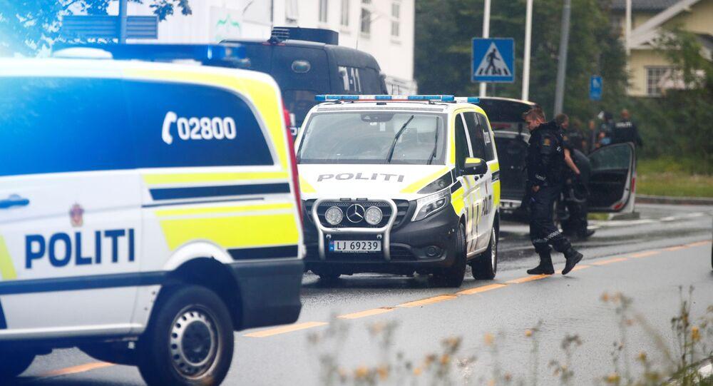 Strzelanina w Oslo