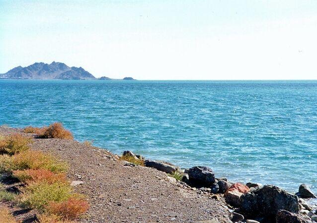 Wybrzeże Morza Kaspijskiego
