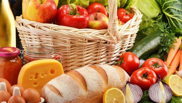 Zdrowa żywność - Sputnik Polska