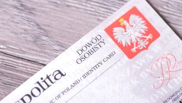 Dowód osobisty - Sputnik Polska