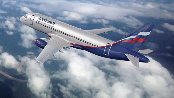 Aeroflot - Sputnik Polska
