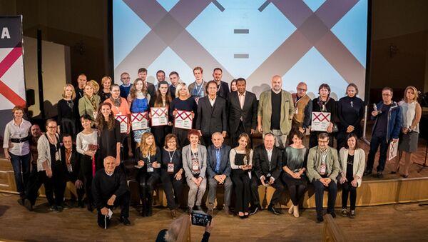 Zwycięzcy festiwalu kina w Permi - Sputnik Polska