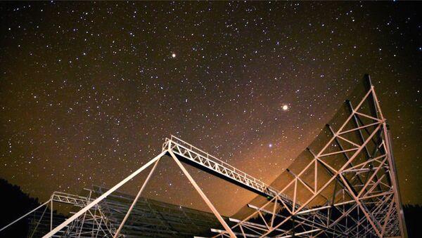 Teleskop radiowy CHIME  - Sputnik Polska