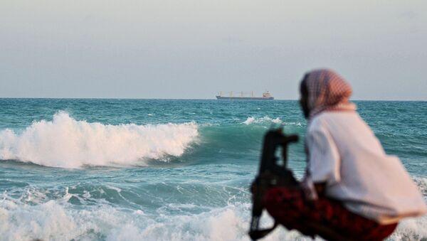Pirat, Somalia - Sputnik Polska