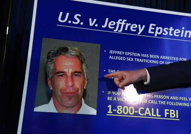 Jeffery Epstein, 2019