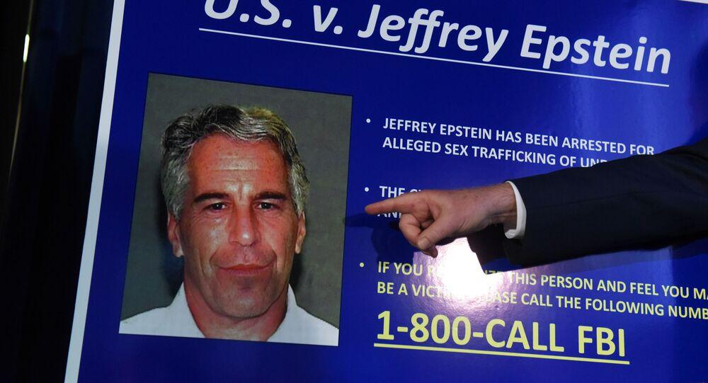 Jeffery Epstein, 2019